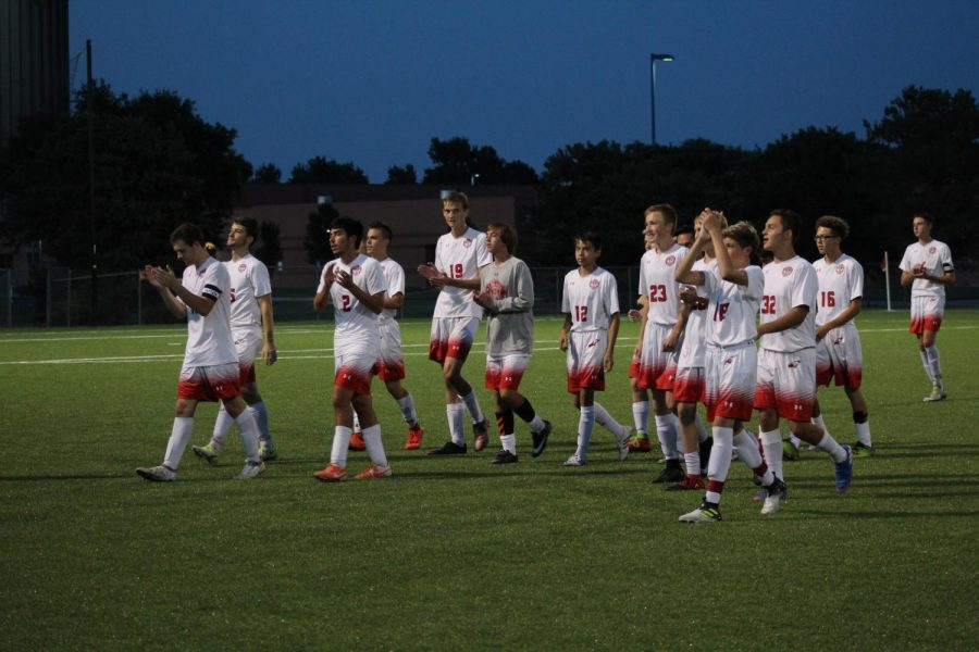 The boys defeated Southeast 6-0 and beat Haysville Campus 1-0, but lost to Northwest 0-1 in overtime.