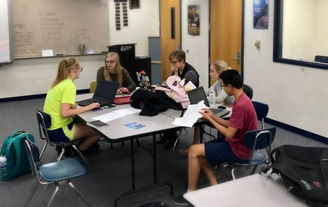 Debate team to compete out of state