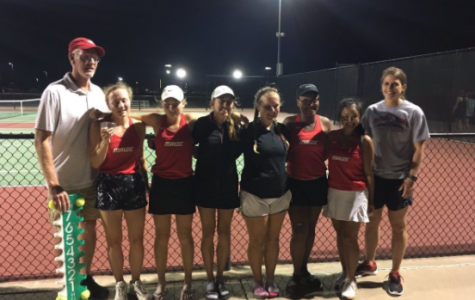 Maize tennis finishes second in AVCTL Tournament
