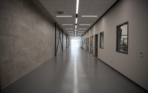A photo tour of the CTE building
