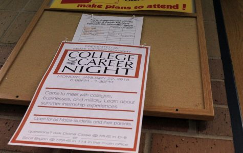 Maize hosts College and Career night