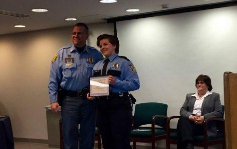 Maize senior awarded Cadet of the Year