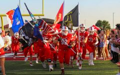 Maize football defeats Valley in first game