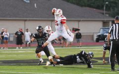 Maize football remains undefeated, holding opponents to 12 scoreless quarters