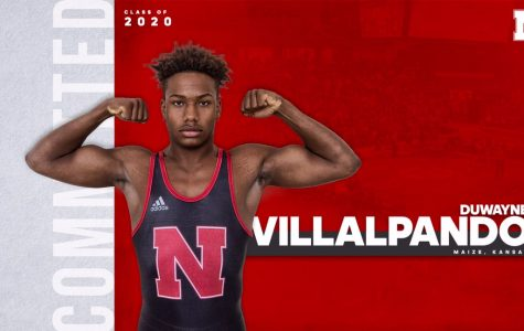 Junior Duwayne Villalpando has committed to Nebraska University for wrestling. Villalpando has been wrestling since he was four-years-old.