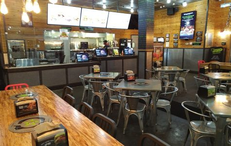 Burger chain comes to New Market