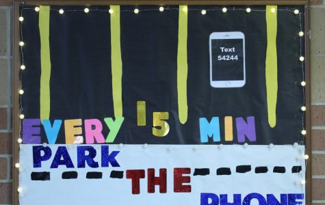 Park the phone