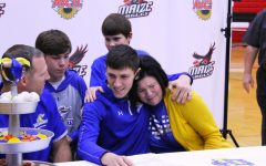 Six students sign letters of intent