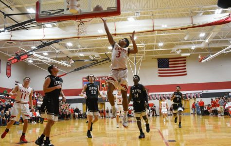 Boys basketball defeats Campus