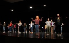 Maize South performs winter showcase