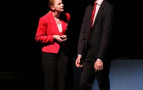 Drama department to perform 'Crazytown'