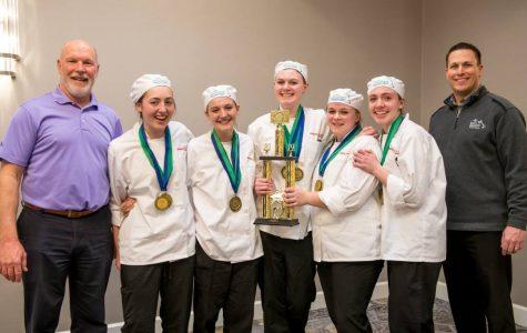 Maize Career Academy wins ProStart Culinary Invitational