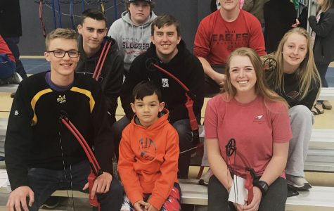 Archery team has first state tournament