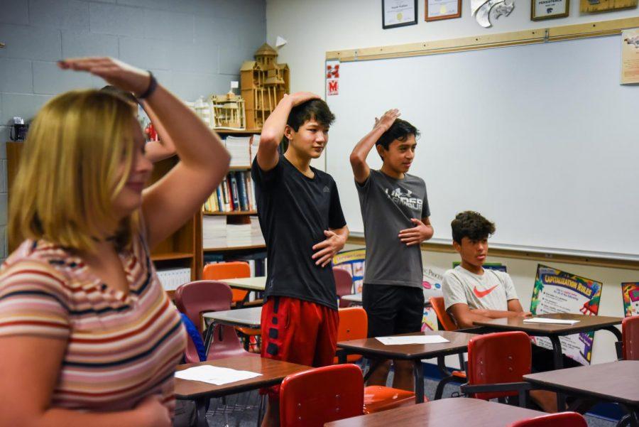 Photo slideshow: freshmen orientation