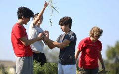 Maize participates in third service day
