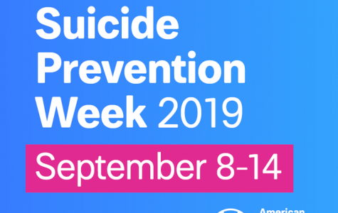 National Suicide Prevention Week ends