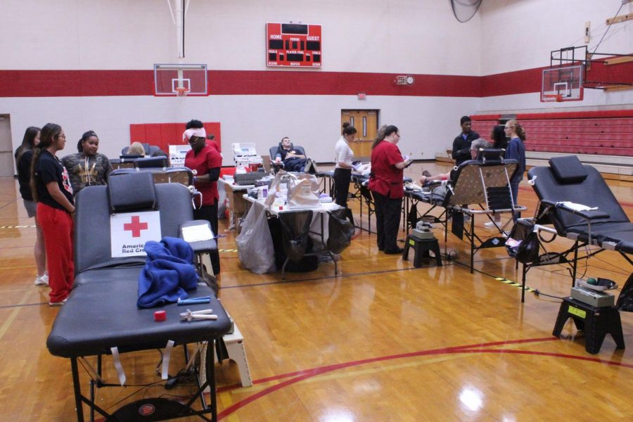 KAY club helps host Red Cross virtual blood drive. The closest date is Oct. 9 at Pathway Church.
