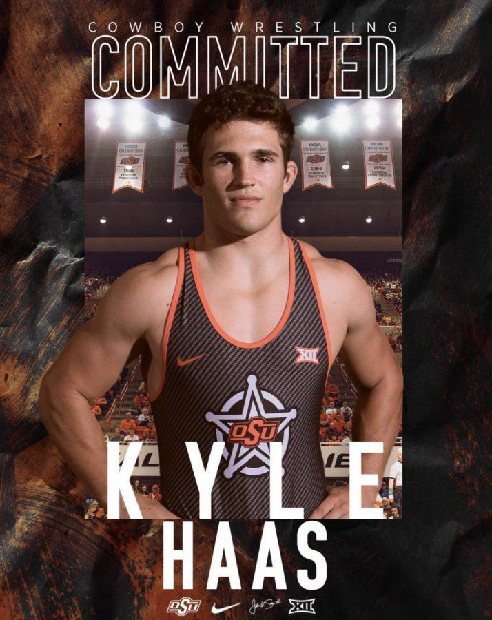 Kyle Haas commits to Oklahoma State