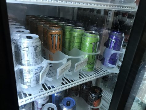 Energy drinks have no place in schools