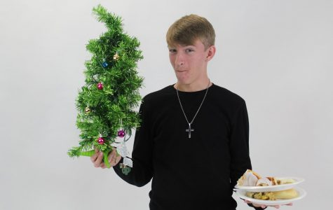 Christmas is 22 days away. Students have mixed feelings about celebrating early.