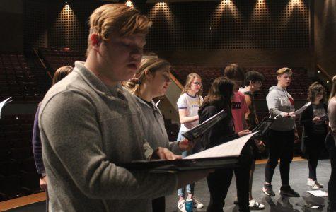 Choir to perform annual Christmas concert