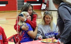 Slideshow: Senior athletes head to college