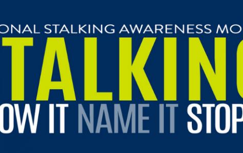 January is stalking awareness month in Kansas