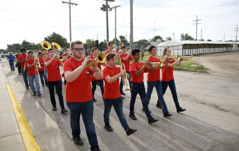 Students accepted into KMEA All-State Jazz Band