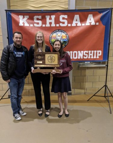 Debate team wins state championship