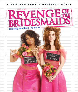 Revenge of the Bridesmaids is number 1 on my top 5 rom-coms list.