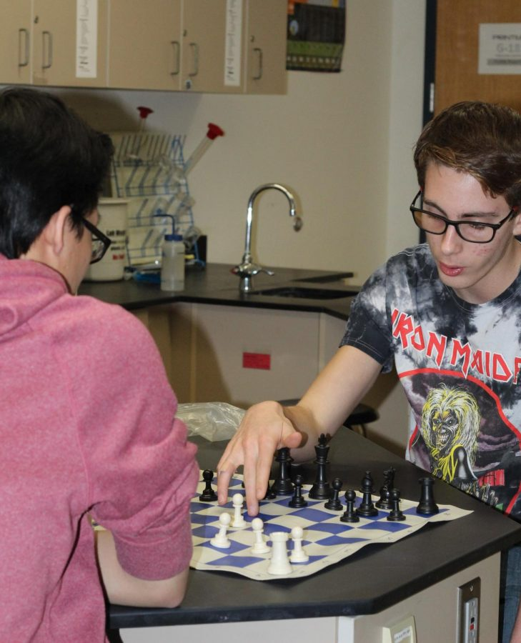 Maize chess team takes third at competition