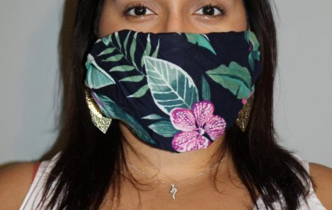 Face masks are being made mandatory to were for some workers.