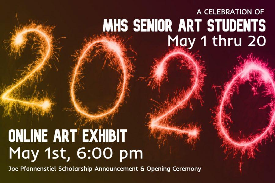 Senior Art Show moves to digital format