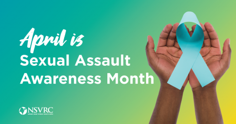 The month of April brings awareness to sexaul assault