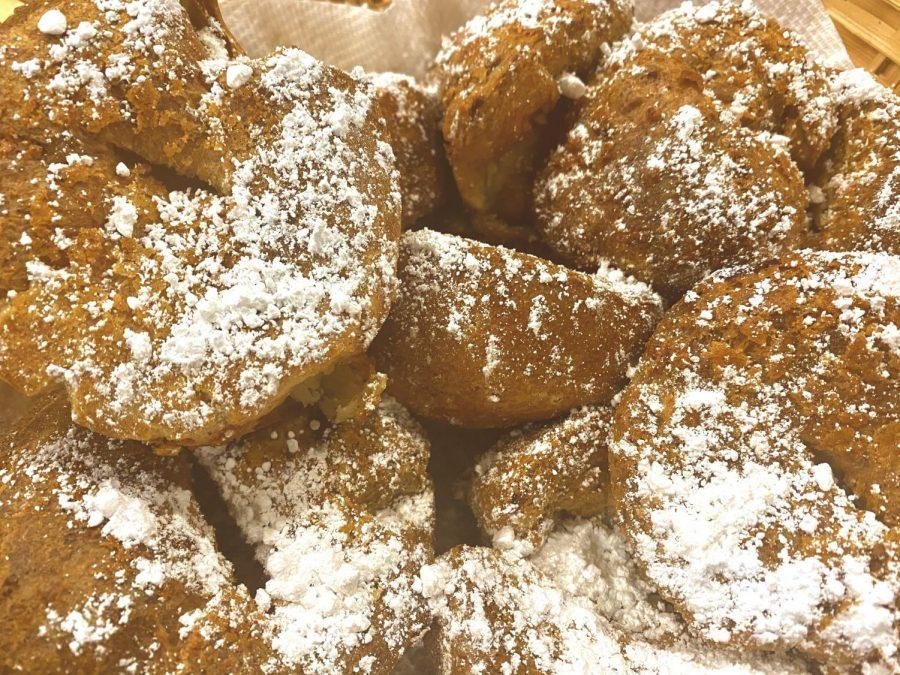 These fresh pumpkin popovers are perfect for a predinner appetizer or to munch on in the cold mornings while watching the leaves change.