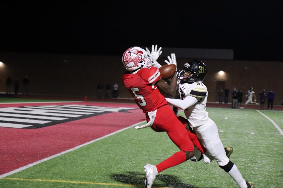 Gallery-Maize South vs. Maize High 5A football playoff game-Friday, November 6