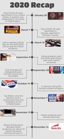 Infographic: 2020 recap