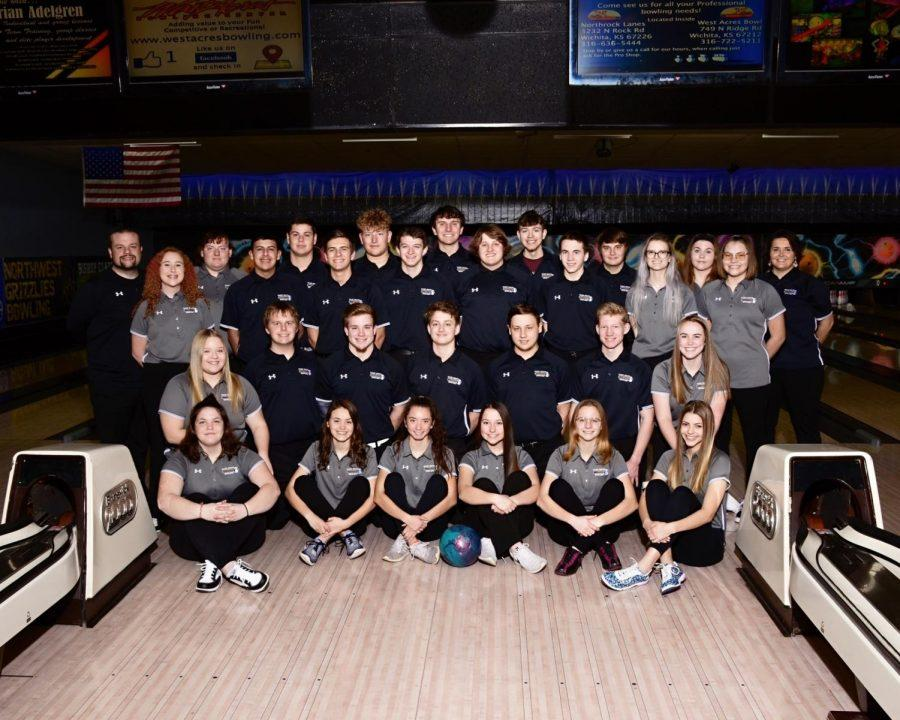 The 2020-20201 Maize South bowling team returns several key players, but none of their bowlers from last year were able to place in the Top 20 at the 5A state tournament last March.