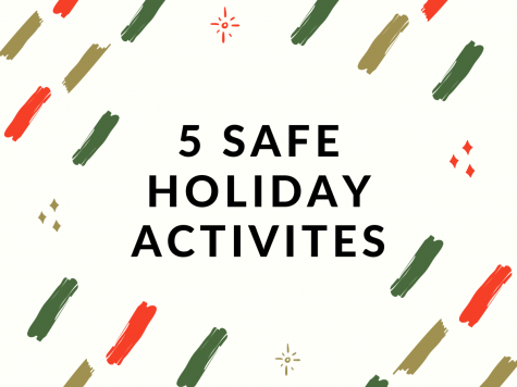 Five safe holiday activities