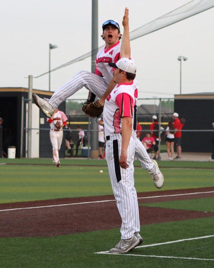 Gallery-Maize South vs. Maize High Baseball Battle-Tuesday, April 27