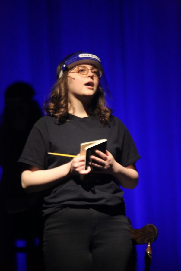 MHS Theatre puts on first play of the school year