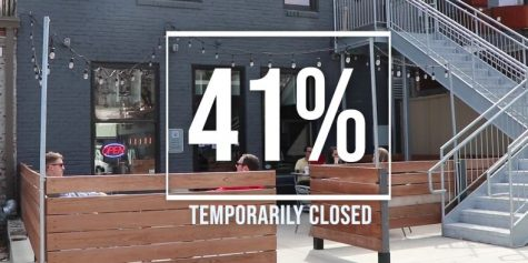 Over 32,000 restaurants have closed their doors since the beginning of the pandemic due to low customer turnout and a disinterest in visiting restaurants paired to the risk of COVID-19.