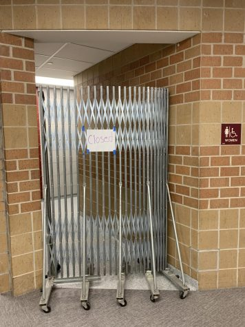 Tiktok trend leads to bathroom lockdown