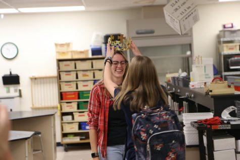 Teacher nominated for Kansas Horizon Award