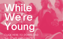 While Were Young music video