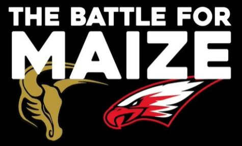 Maize High has won the last four meetings between the football teams and won by double digits in the 2020 5A playoffs matchup as well.