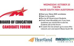 USD 266 Board of Education Candidate Forum