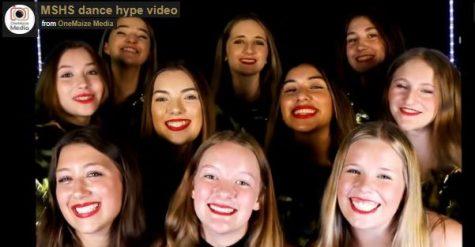 Maize South dance hype video